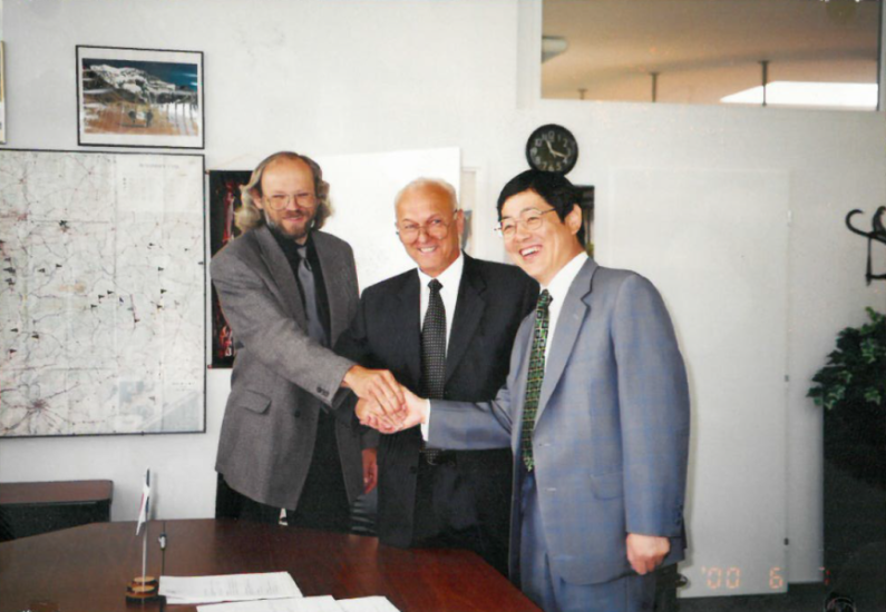 2000 - Signing of the change of Benč, s.r.o. to TATSUNO-BENČ EUROPE a.s.