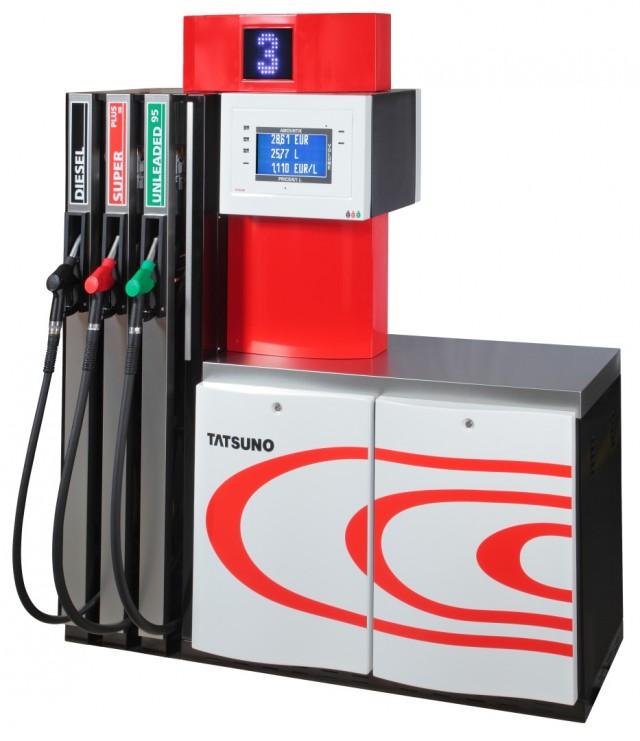 Fuel Dispensers Ocean Euro
