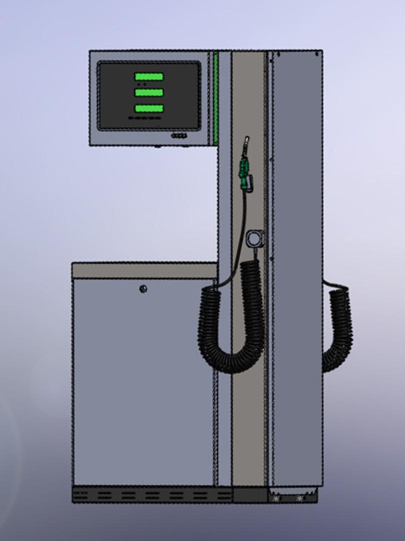 Windshield Washer Fluid Dispensers Series Ocean Euro Wse