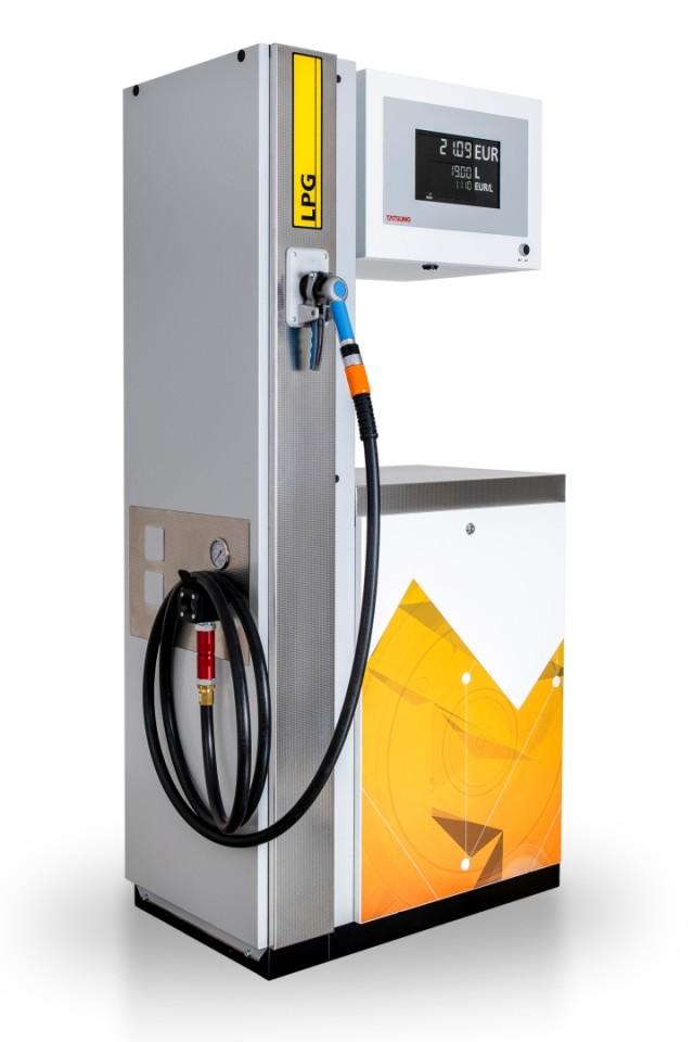 Lpg Dispensers Series Ocean Euro Lpg